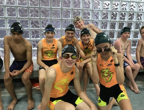 2018 – Youth Triathlon Team Gallery